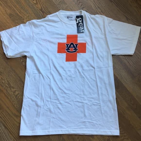 Youth Ncaa Auburn Tigers Basketball Shirt Nwt Xs M S College